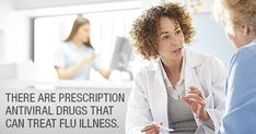 Studies show that flu antiviral drugs work best for treatments when they are started within 2 days of getting sick.