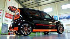 mb twist wheels on Kia Soul Kia Soul 2015, Soul Train, Ford Thunderbird, Car Shop, Rally Car, My Ride, Evie, Rolling Stones, Truck
