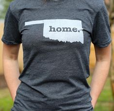 OKLAHOMA. Cool T-shirt that benefits Moore Tornado Victims
