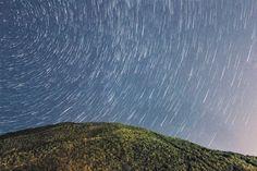 #startrail #nightphotography #longexposure #night #star #photography #canon #eos @shadelove Star Photography, Night Photography, Star Trails, Long Exposure, Canon Eos, Waves, Outdoor, Instagram, Outdoors