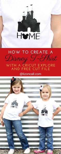 One of my favorite things to make for my kids are custom t-shirts. In this tutorial I show you how to make a custom t-shirt with the Cricut Explore Air 2.