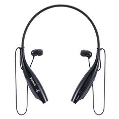 Wireless Bluetooth Headset with Mic for iPhone and Samsung