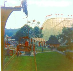 Lakeside Amusement Park ~ Salem, VA