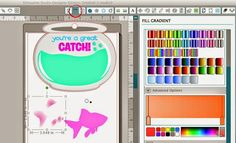 Easily Change Colors of Silhouette Print and Cut Files ~ Silhouette School