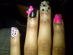 Crazy Nail Designs | REVEAL YOUR TRU IDENTITY