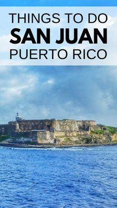 For a day in San Juan during your Puerto Rico vacation in the Caribbean, here are free things to do in Puerto Rico! As long as you don't mind a little walking, you can make your day itinerary a self-guided historic walking tour of Old San Juan! The old city walls and forts of San Juan are UNESCO world heritage sites and also a part of the San Juan National Historic Site which makes it a part of the national parks! Lots of history and culture to explore in Puerto Rico near San Juan cruise…