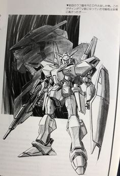 Zeta Gundam, Mechanical Design, Art Pics, Mobile Suit, Pilots, Tangled, Robot, Sci Fi, Garage