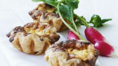 Ostetærte med radiser | Femina