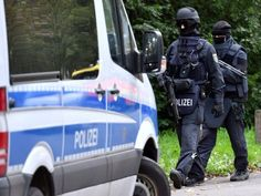 Syrian ISIS suspect charged with scouting Berlin attack sites