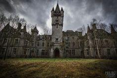 Grandes mansiones abandonadas alrededor del mundo