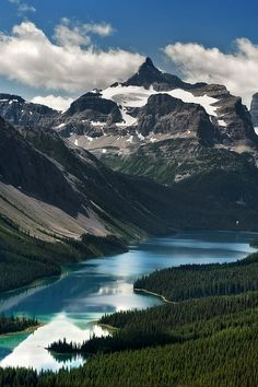 Marvel Lake, Canada  #travel