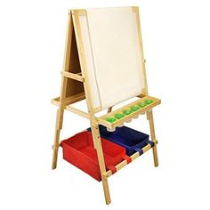 Children Art White Board Activity Easel Chalkboard Paper Roll Painting #USArtSupply