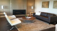 Living room : Staged by dmkstyle