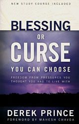 derek prince books | Image: Blessing or Curse: You Can Choose by Derek Prince]