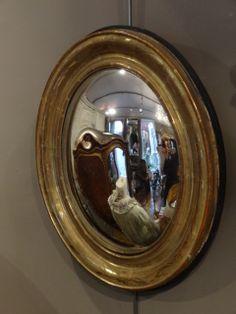 Miroir Sorciere XIXème., Antiquités ~ Rémi  Dubois ~ Versailles., Proantic