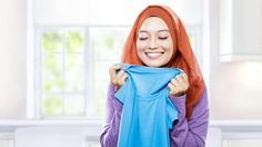 Tips dan cara menghilangkan bau apek pada baju karena sisa deterjen