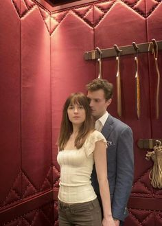 The Red Room #FiftyShades #MeetFiftyShades