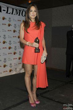 Tamara Falcó recibe el Premio Naranja 2013