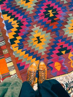 Patterned perfection underfoot