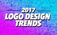 The top best logo designs from 2017, as well as a look at the 2017 logo & branding design trends and an inspirational logo design gallery showcase.