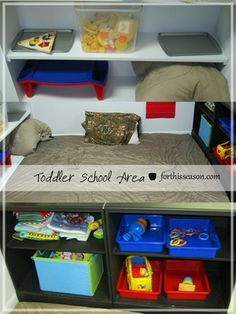 For This Season | Tot School Curriculum for Magoo (18-24 months)
