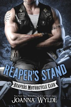 Reaper's Stand by Joanna Wylde ★★★★★ http://smutbookclub.com/books/reapers-stand-by-joanna-wylde/