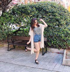 En unos minutos nuevo post en alamodamia.worpress.com con un total look de @primark .Besos para tod@s!! #alamodamia #blogger #blogging #blog  #instagramers  #instafashion  #instacool  #instablog  #cool  #look  #lookoftheday #miercoles #kissmylook