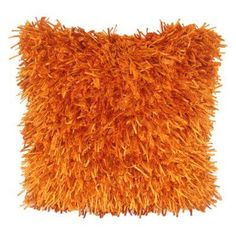 Ultra cozy to the touch and ultra vibrant to the eyes, the Design Accents Plush Mulberry Pillow gives you perfect options. Orange Throw Pillows, Diy Pillows, Custom Pillows, Decorative Pillows, Accent Pillows, Living Room Orange, Bedroom Orange, Orange Home Decor, Orange House