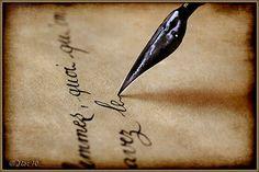 Avant ...............................................................-> historique de l'écriture cursive