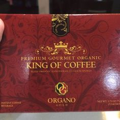 King of Coffee. The ultimate black coffee! Mix with Cafe Supreme and enjoy!