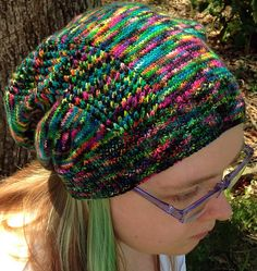 Ravelry: Waiting Room Hat pattern by Jen Hintz