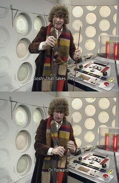 Why I love Doctor Who.