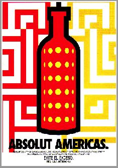 Americas - Escaparate-Card from Mexico