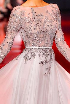 Eli Saab Haute Couture fall and winter 2014