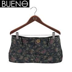 Bueno- Summer Skirt - Floral Azul