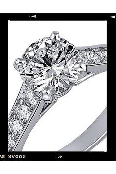 anillos de compromiso especial novias cartier