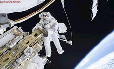 NASA Astronauts Complete 'Gravity' Like Power Upgrade Spacewalk