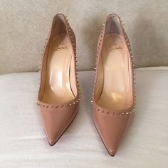 Christian louboutin Ajalina % 100 Authentic Christian Louboutin Shoes Heels
