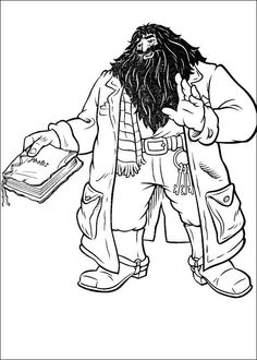 coloring page Harry Potter on Kids-n-Fun. Coloring pages of Harry Potter on Kids-n-Fun. More than coloring pages. At Kids-n-Fun you will always find the nicest coloring pages first! Cool Coloring Pages, Colouring Pics, Cartoon Coloring Pages, Coloring Pages For Kids, Coloring Sheets, Coloring Books, Kids Coloring, Adult Coloring, Harry Potter 6