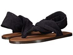 Sanuk Women's Yoga Sling 2 Flip-Flop * A special outdoor item just for you. Black Platform Sandals, Platform Shoes, Yoga Sandals, Shoes Sandals, Caged Shoes, How To Stretch Shoes, Sanuk Shoes, Womens Flip Flops, Best Brand