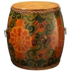 Painted Drum
