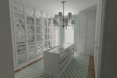Gorgeous closet by Ana Antunes Beautiful Closets, Boutique Homes, Wardrobe Closet, Dream Closets, Classic House, Contemporary Decor, Lisbon, Wood Furniture, Architecture Design