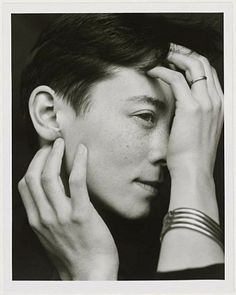 Tina Chow by Herb Ritts