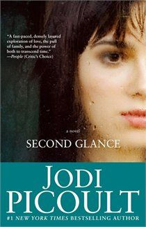 Jodi Picoult's Second Glance is a time machine  that lets us see  how the past eugenics relates to today's genetic screening. The ghost story circles around and the puzzle pieces come together. Another good read from one of my favorite authors.