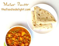 matar paneer recipe by The Foodie Delight