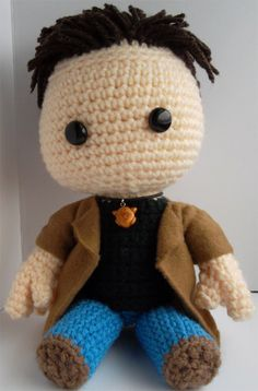 Dean Winchester - Supernatural - MADE TO ORDER. $90.00, via Etsy.