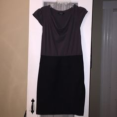 💐Express dress💐 Pre-loved Express dress it's in good condition.  The slit opened up a little more but that could be fixed. Express Dresses
