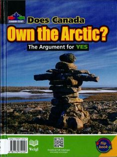 Developed in a debate format, each side presents a different perspective on the Arctic sovereignty issue relevant to Canada today. Teaching Aids, Different Perspectives, Decision Making, Social Studies, Geography, Arctic, My Books, Canada, Activities