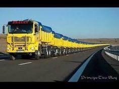 O Caminhão mais Caro do Brasil Vs Caminhão mais Longo do Mundo