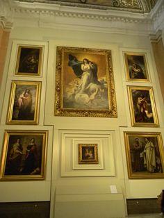 musee bellas artes sevilla murillo